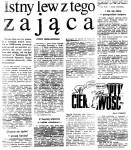 1992-02-14_TSl_Istny_lew_z_tego_Zajaca-1-131x150 PALANTY - PUBLIKACJE PRASOWE