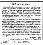 1992-10-22_Nie_w_wiezieniu-1-143x150 PALANTY - PUBLIKACJE PRASOWE