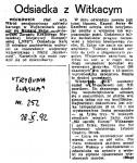 1992-10-28_TSl_Odsiadka_z_Witkacym-1-126x150 PALANTY - PUBLIKACJE PRASOWE
