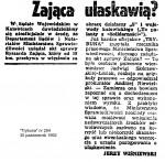 1992-10-30_Tr_Zajaca_ulaskawia-1-150x147 PALANTY - PUBLIKACJE PRASOWE