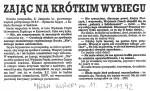 1992-11-27_NK_Zajac_na_krotkim_wybiegu-1-150x91 PALANTY - PUBLIKACJE PRASOWE