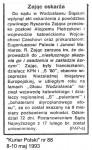 1993-05-08_Kurier_Zajac_oskarza-92x150 PALANTY - PUBLIKACJE PRASOWE