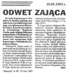 1993-05-10_Wieczor_Odwet_Zajaca-1-140x150 PALANTY - PUBLIKACJE PRASOWE