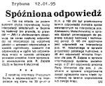 1995-01-12_Tr_Spozniona_odpowiedz-150x123 Sejm - prasa 1995