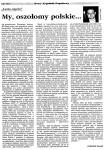 1997-03-09_NTP_My_oszolomy_polskie-105x150 Niektóre publikacje 1994 - 1997