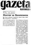 90-05-15_GW_horror_w_sosnowcu-103x150 Niektóre publikacje 1989 - 1993
