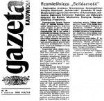 90-06-01_GW_solidarnosc_rzemiosla-150x146 Niektóre publikacje 1989 - 1993